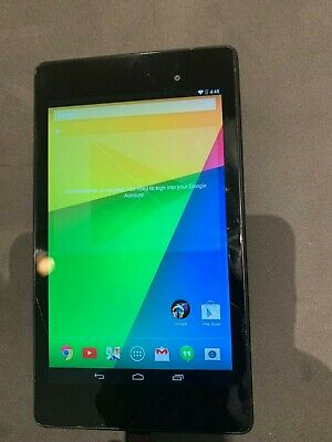RBB Google Nexus 7 16GB HD K008 NEXUS7 ASUS-2B16 2nd Gen Tablet Priority Ship