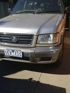 2001 Holden Jackaroo