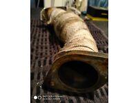 TOYOSPORTS 01-05 SUBARU IMPREZA WRX STI FRONT MOUNT INTERCOOLER KIT BK