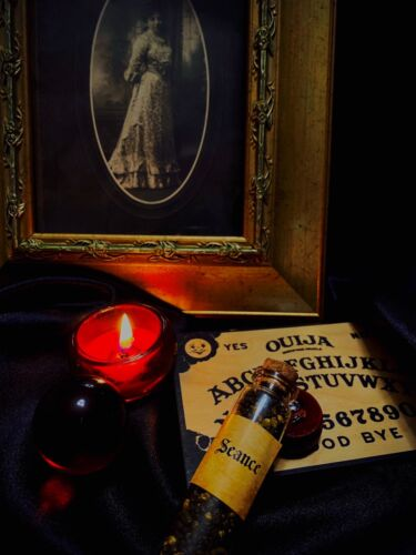 Seance Resin Spirit Communications Open Portals Otherworldly Path Workings