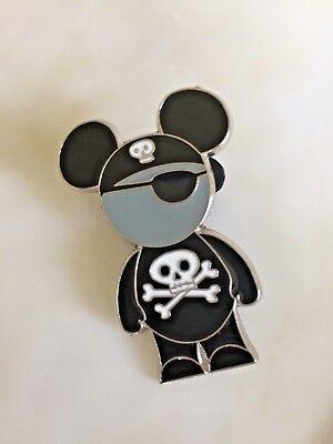 BRAND NEW Disneyland Walt Disney World Label Pins Mickey Mouse Skull Awesome!