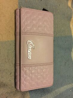 Oroton leather wallet
