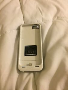 used mophie juice pack Plus Battery Case for Apple iPhone 5