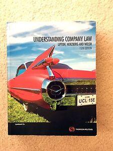 Understanding company law Caulfield Glen Eira Area Preview