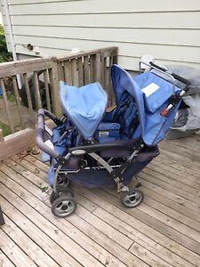 4 seat stroller