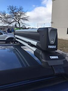Thule Roof Rack + Ski Carrier