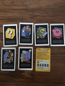 All 6 AR Cards for 3DS