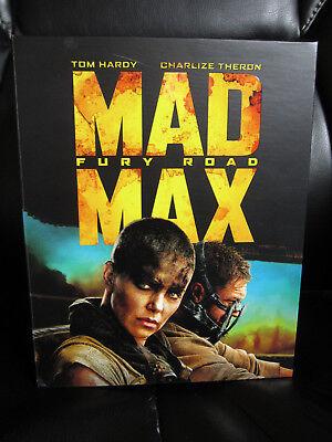 Usado, Mad Max Fury Road Blu-ray Steelbook HDZeta Unique Collector's Box Set - READ comprar usado  Enviando para Brazil