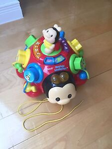 VTech Crazy Legs Learning Bugs English version