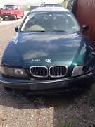 BMW E39 528i 1998 SEDAN, 2.8L 5SP AUTO | WRECKING CAR FOR PARTS Bankstown Bankstown Area Preview