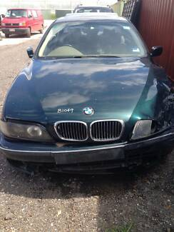 BMW E39 528i 1998 SEDAN, 2.8L 5SP AUTO | WRECKING CAR FOR PARTS Bankstown Bankstown Area Preview