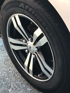"""Rims and tire 15"""""""