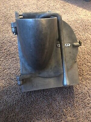 Hobart Pelican Head Cheese Grater Shredder Vegetable Slicer Blade 12 Hub Mixer