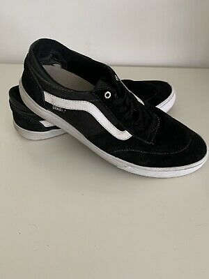 Mens Vans Size 10.5 Black