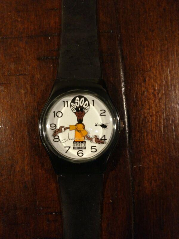 So So Def Afroman Figure Wrist Watch
