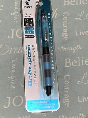 Uneek Dr Grip Pen Limited Edition Blue N Black With Muti-color Matching Grip