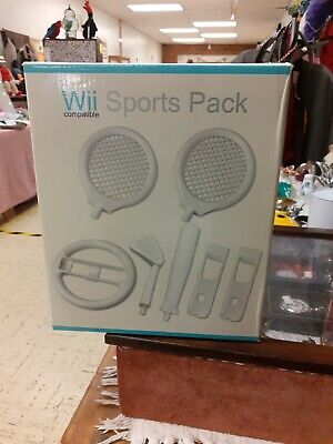 Nintendo Wii Compatible accessories set