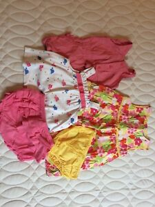 Girl's summer clothing 18-24 months