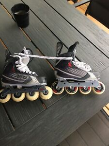 Bauer Patins  JR Roller hockey 3R