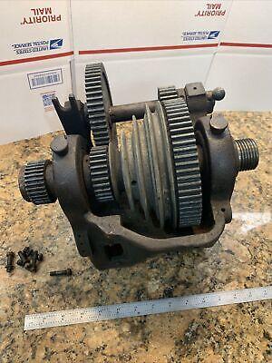 Atlas Craftsman 12 Lathe Headstock W Back Gear 1 12 X 8 Tpi M61