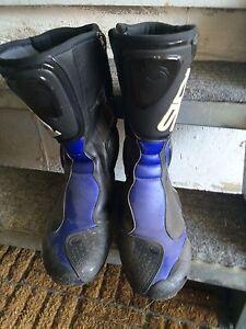 Sidi motorcycle boots