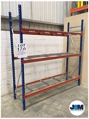 Archive Longspan Shelving /Garage Rack/Warehouse Storage Widespan AR Sistemas