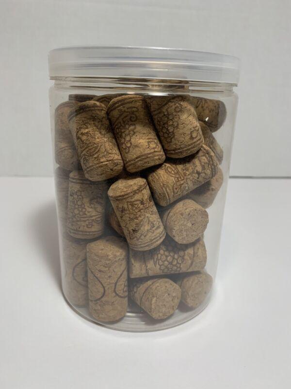 WINE CORKS Great for Crafts or Decoration Vase Filler 42 Pieces