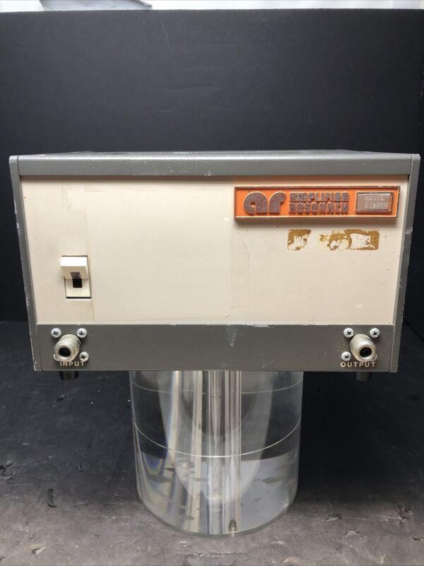 Amplifier Research AR 1W1000. Broadband RF Amplifier. Great Price! JHC4