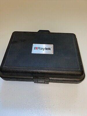 Raytek Raynger St Pro Laser Infrared Temperature Thermometer Gun W Case