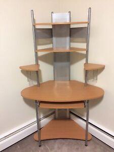 Corner desk $30
