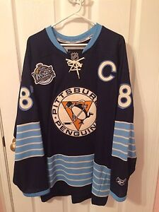 2011 Winter Classic Crosby Jersey