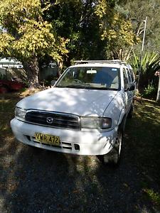 Mazda bravo dual cab 4wd Fennell Bay Lake Macquarie Area Preview