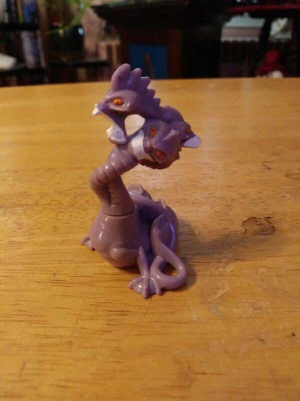 Vintage 1997 Disney HERCULES~Hydra~ US NESTLE MAGIC Figurine Loose Single Figure