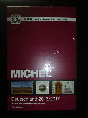 Michel Deutschland-Katalog Katalog 2016/2017 mit Sonderheft # NEU & OVP