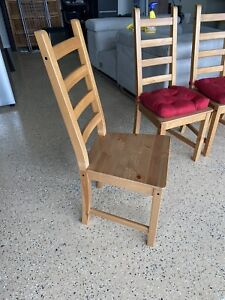 Dining chairs Kaustby x6