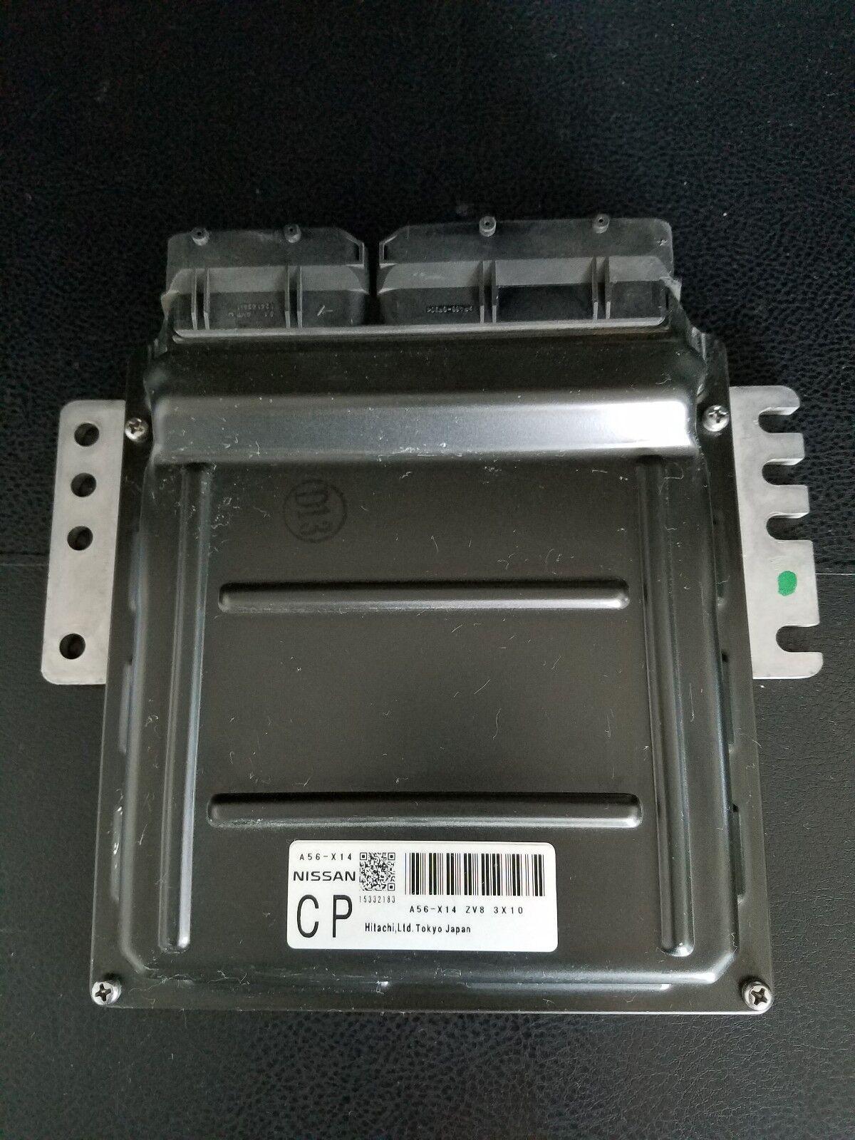 Used Nissan Maxima Engine Computers For Sale 2001 Ecm Location 2004 2005 Electronic Control Module Ecu A56 X14 Zv8