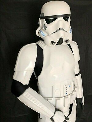 Star Wars Stormtrooper Armor kit Glossy ABS UV Stable - 100% Screen Accurate - Storm Trooper Armor
