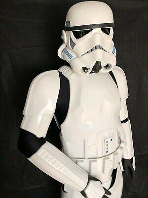 New Stormtrooper Armor (Star Wars Stormtrooper Armor kit Glossy ABS UV Stable - 100% Screen)