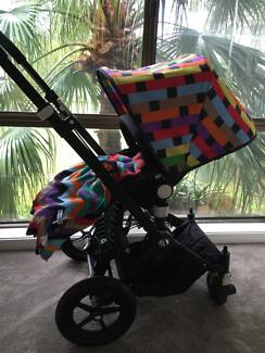 Bugaboo cameleon 2 with LE missoni set and gen 3 upgrades Cronulla Sutherland Area Preview