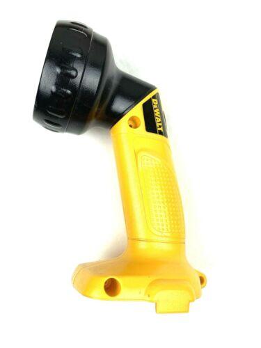 Dewalt DW904 Flashlight 12V Pivoting Head Heavy Duty