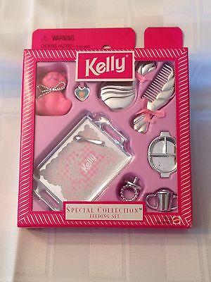 1997 MATTEL BARBIE - KELLY's SPECIAL COLLECTION FEEDING SET MIB/NRFB