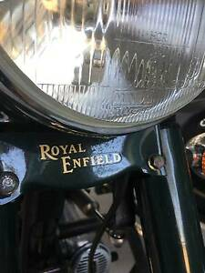 2010 Royal Enfield Classic Bullet 500 with Sidecar. Annerley Brisbane South West Preview