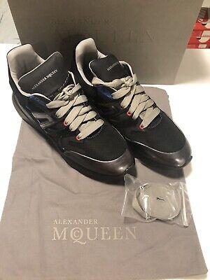 Alexander McQueen Men - Suede (526206WHSJ1) Size 44