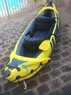 Inflatable kayak - Intex Explorer K2 - 2 person