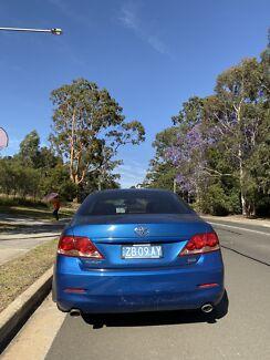 2008 Toyota Aurion GSR P/Car Sedan Dundas Valley Parramatta Area Preview