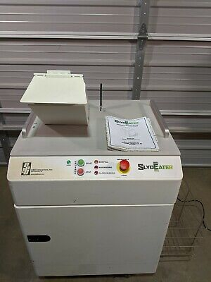 Sg Slydeater Slide Destruction System Cytology And Histology Hipaa Compliance