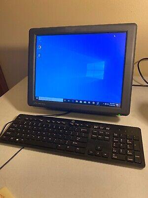 Utc Retail 3100 Touchscreen Pos Workstation - Intel 1.8ghz 2gb Ram 250gb Hdd