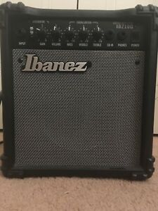 ibanez guitar amp