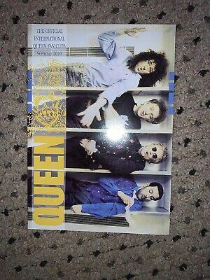 QUEEN : Official Queen Fan Club Magazine Summer 2010 Issue