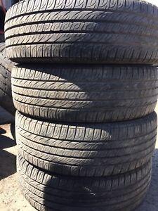 205/65R16 Goodyear pneus d'été 140$